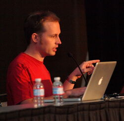 Jarrad Woods (Farbs) - Game Developers Conference 2010