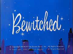 Bewitched intro