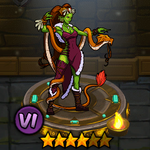 Orcish Hereditary Witch