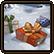 Winter Event Button