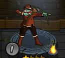 Dead Archer