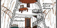 Elminster's tower
