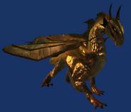 Neverwinter Nights 2 - Creatures - Bronze Dragon