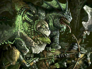 Dragon 185 lizards