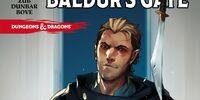 Legends of Baldur's Gate 3