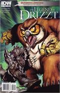 Neverwinter Tales Issue 2 cover B