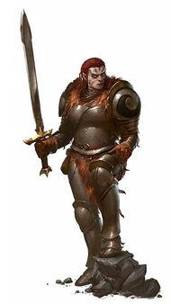 Goliath paladin Slawomir Maniak