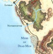 Neverwinter location