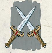 Arvoreen symbol