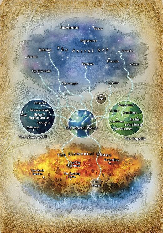 4e FR cosmology