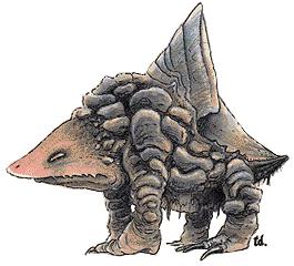 File:Monstrous Manual 2e - Bulette - p33.png