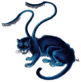 Monstrous Manual 2e - Displacer Beast - p56.png