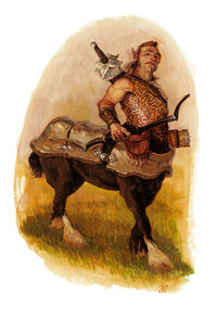 Centaur - Adam Rex