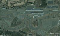 Fuji Speedway Earth