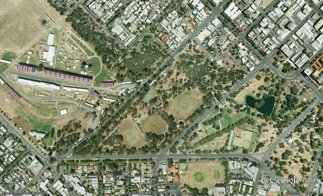 Datei:Adelaide Street Circuit Earth.jpg