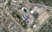 Dallas Fair Park Grand Prix Circuit