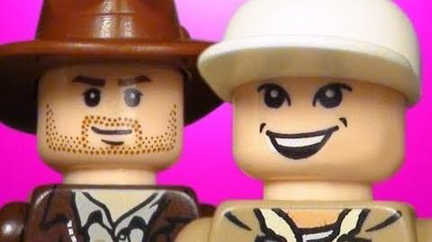 Lego Indiana Jones - Short Round Gets Replaced