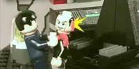Lego Batman - Human Sheild!!!