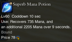 ItemSuperbManaPotionDescription