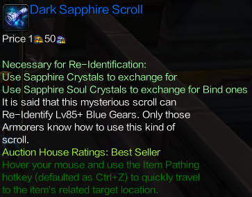 ItemDarkSapphireScrollDescription