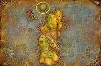 Karte kalimdor-teldrassil