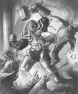 Orgrim slaughters the Council by Patrick-McEvoy.jpg