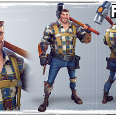 Male constructor