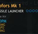 Bofors Mk 1