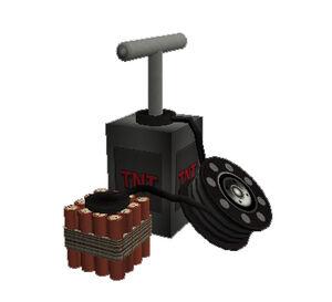 TNT Detonator