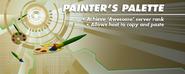 E02 Palette
