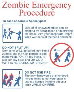 Zombie Notice 1