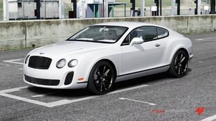 2010 Bentley Continental Supersports in Forza Motorsport 4