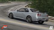 FM3 Nissan SkylineGTR-R34