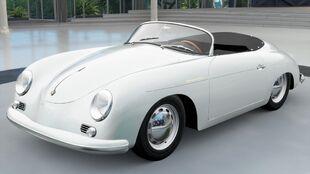 The Porsche 356 Speedster in Forza Horizon 3