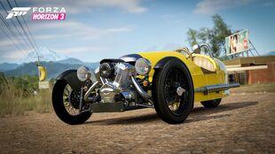 Morgan 3-Wheeler in Forza Horizon 3