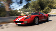 FH2 2005 Ford GT