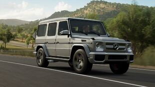 Mercedes-Benz G 65 AMG in Forza Horizon 2