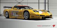 2004 3 Corvette Racing C5.R