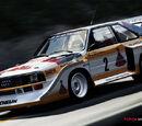 1986 2 Audi Sport quattro S1