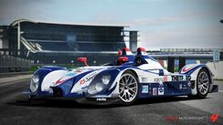 2008 16 Dyson Racing RS Spyder Evo