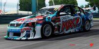 2011 11 Pepsi Max Crew Commodore VE