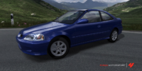 1999 Civic Si Coupe