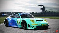2011 17 Team Falken 911 GT3-RSR