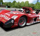 1998 12 Risi Competizione F333 SP