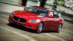 2011 Maserati Quattroporte Sport GT S