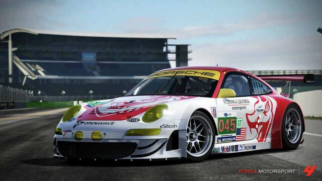 File:2011 45 Flying Lizard 911 GT3-RSR.jpg