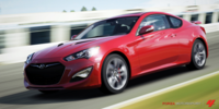 2013 Genesis Coupe 3.8 Track