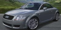 2004 TT Coupé 3.2 quattro