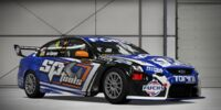 2011 9 SP Tools Racing FG Falcon