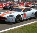 2008 009 Aston Martin Racing DBR9